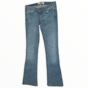 Hollister • Light Colored Flare Jeans   Size 7R